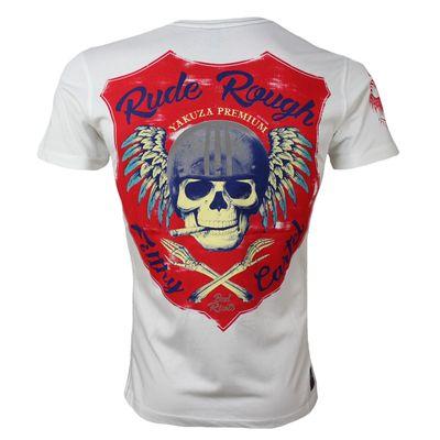 Yakuza Premium men t-shirt YPS 2617 natural white – Bild 1