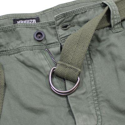 Yakuza Premium Cargo Shorts YPCS 2662 olive – Bild 5
