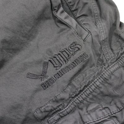 Yakuza Premium cargo shorts YPCS 2663 dark grey – Bild 4