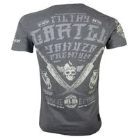 Yakuza Premium men t-shirt YPS 2603 grey 001