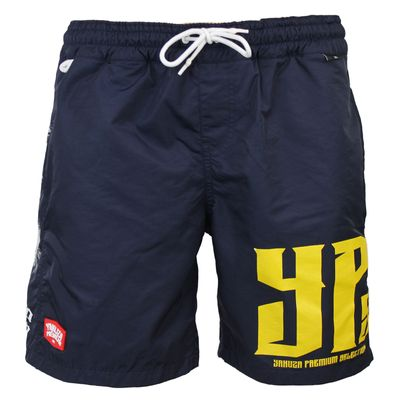 Yakuza Premium men swimming trunks YPWS 2780 navy blue – Bild 1