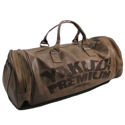 Yakuza Premium sports bag brown – Bild 1