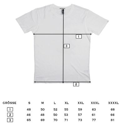 Yakuza Premium T-Shirt YPS 2718 schwarz – Bild 5