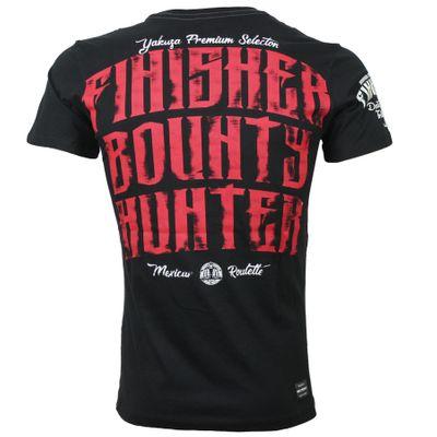 Yakuza Premium T-Shirt YPS 2711 schwarz – Bild 2