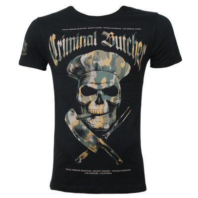 Yakuza Premium men t-shirt YPS 2700 black