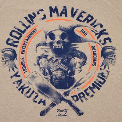 Yakuza Premium men t-shirt YPS 2718 sand – Bild 3