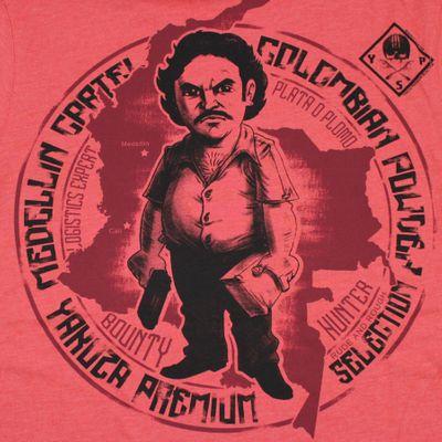 Yakuza Premium men t-shirt YPS 2709 red – Image 3