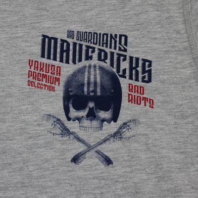 Yakuza Premium men t-shirt YPS 2713 grey – Image 4