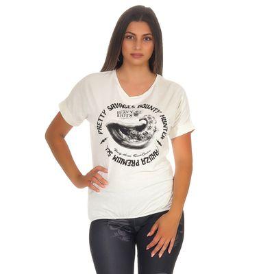 Yakuza Premium Damen T-Shirt GS 2736 natur – Bild 1