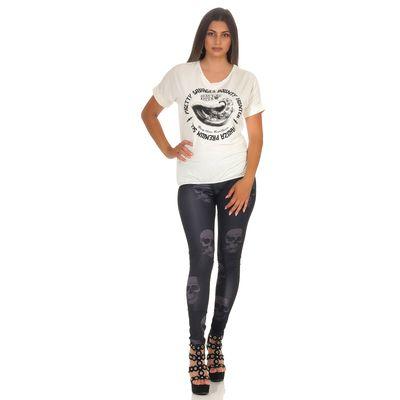 Yakuza Premium women t-shirt GS 2736 natural white – Image 4