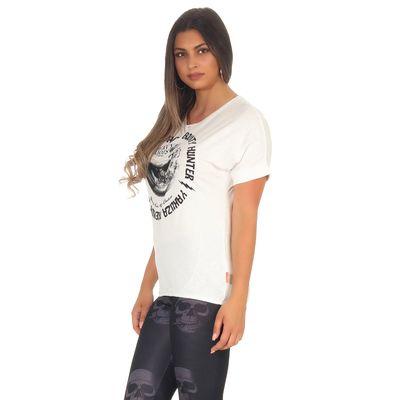 Yakuza Premium women t-shirt GS 2736 natural white – Image 3