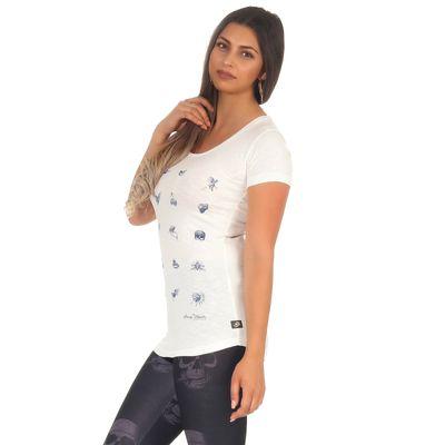 Yakuza Premium women t-shirt GS 2735 natural white – Bild 3