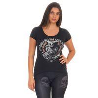 Yakuza Premium women t-shirt GS 2734 black 001