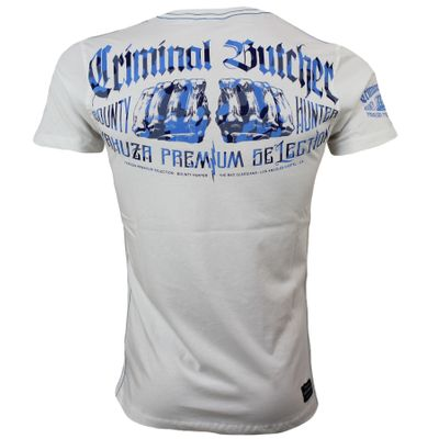 Yakuza Premium men t-shirt YPS 2700 natural white – Bild 2