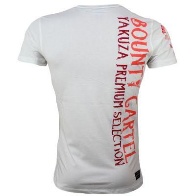Yakuza Premium men t-shirt YPS 2707 natural white – Bild 2