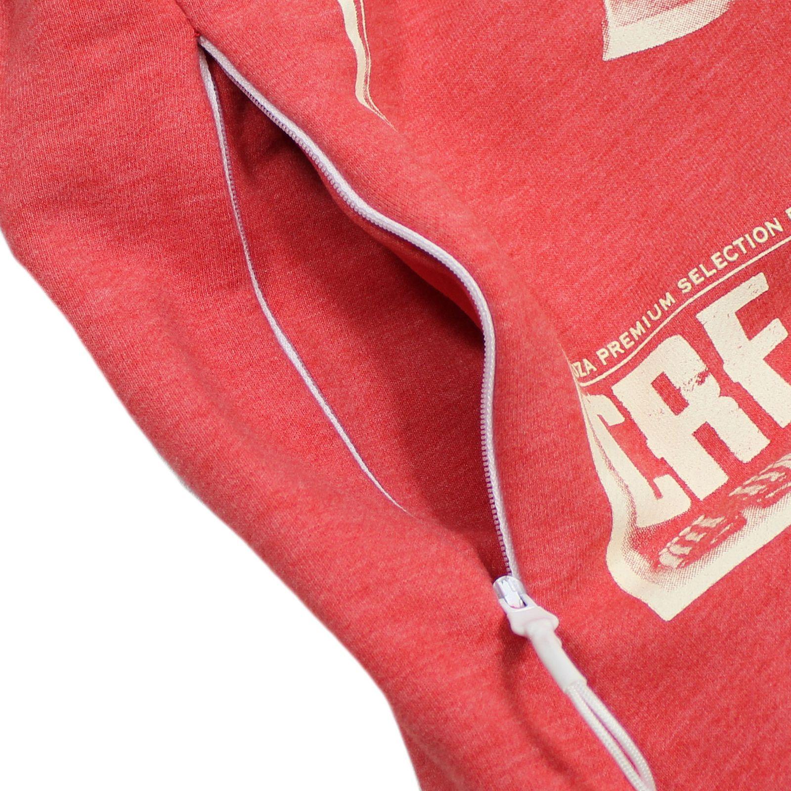 Yakuza Premium Sweatshirt YPH 2825 rot