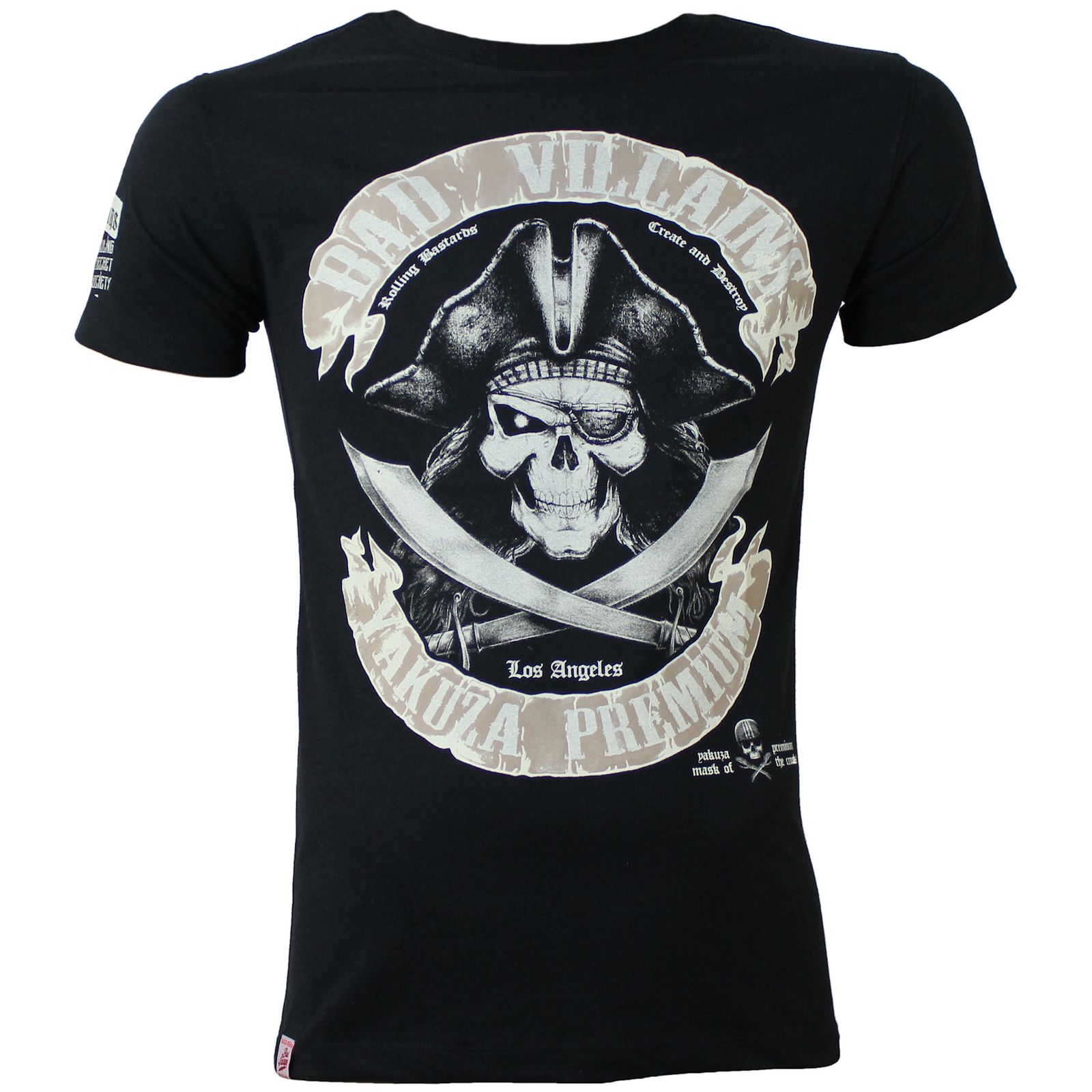 YAKUZA Premium T-shirt yps-2819 Nature sait T-shirts