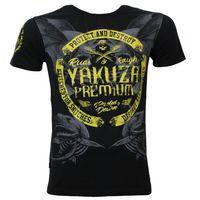 YAKUZA PREMIUM T-Shirt YPS-2809 Schwarz T-Shirts