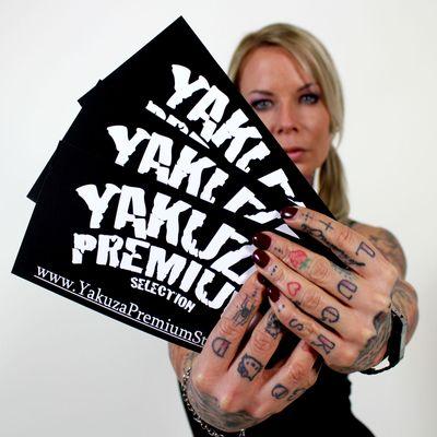 Yakuza Premium Gutschein im Wert von 100€