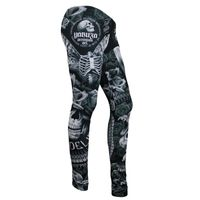 Yakuza Premium Women Leggings GL 1970 black