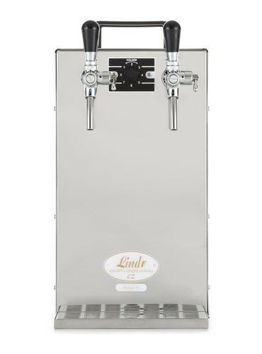 Zapfanlage Kontakt 70  2-leitig Trockenkühlgerät Bierzapfanlage, 90 Liter/h, Green Line – Bild 6