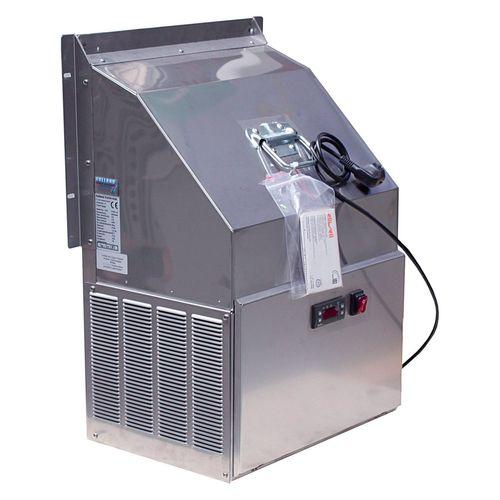 Steckfertiges Kühlaggregat - Verstärkter Seitenkühler CNS für 10 Fässer