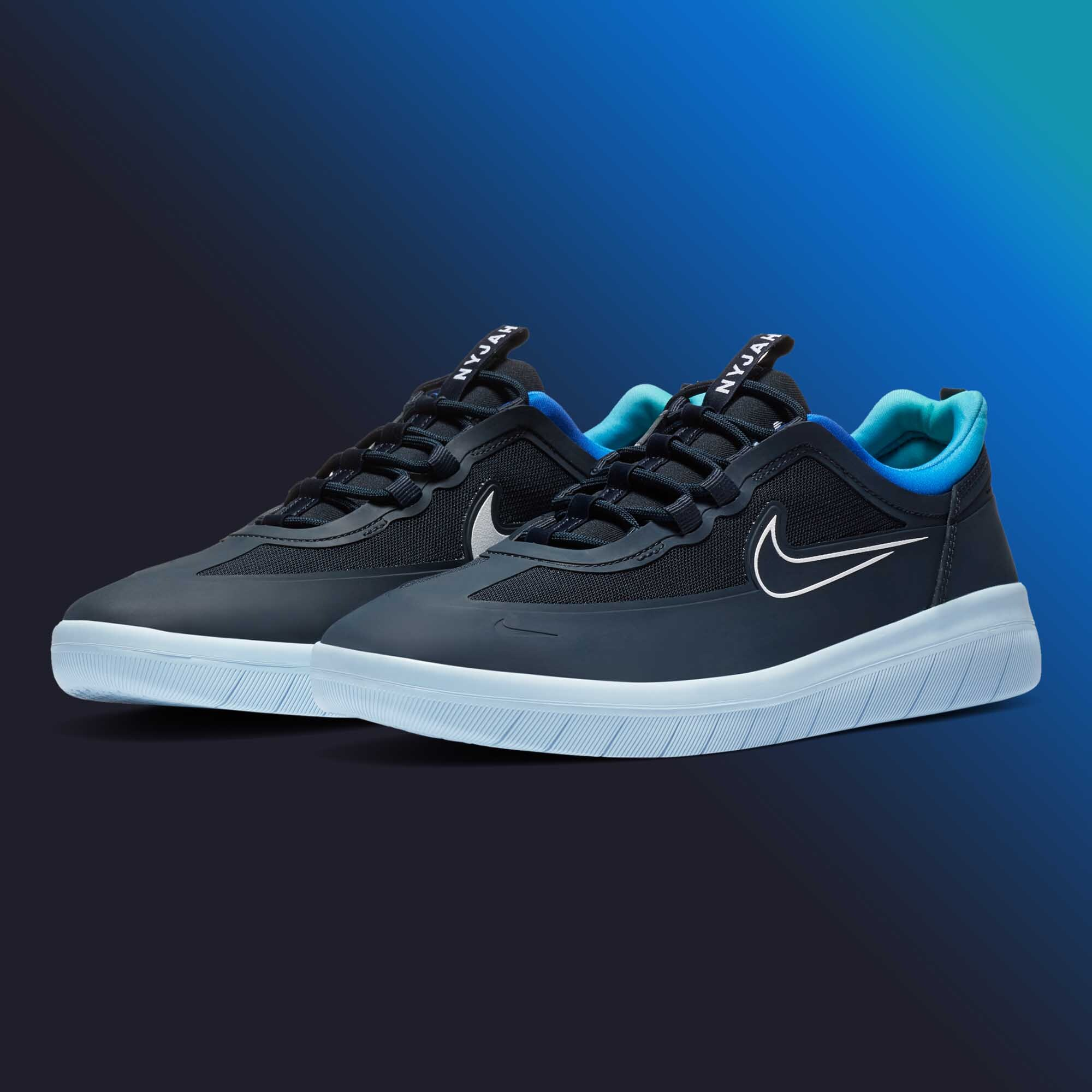 Nike SB Sneaker Nyjah Free 2 T Obsidian