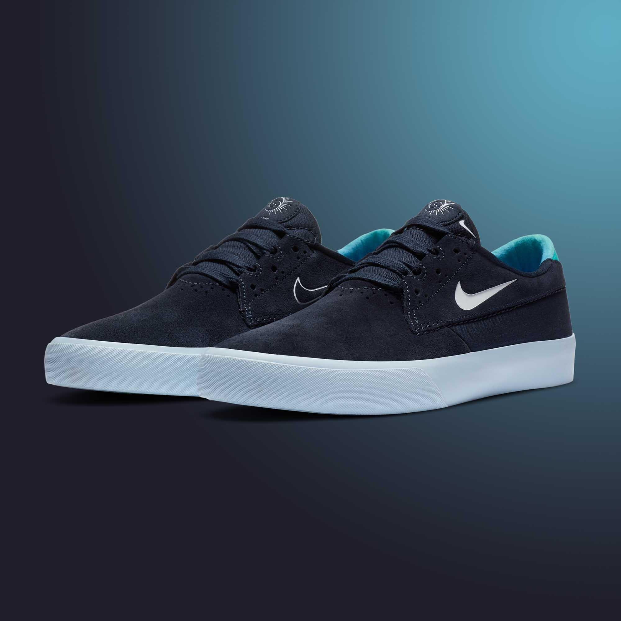 Nike SB Sneaker Shane T Dark Obsidian