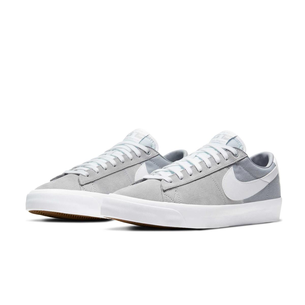 Nike SB Sneaker Zoom Blazer Low GT Grau