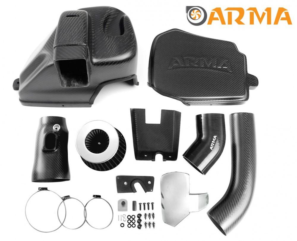 ARMA Carbon Airbox Air Intake passend für BMW F30 335 (N55B30)