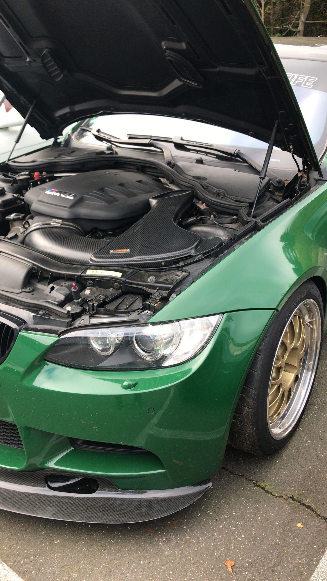ARMA Carbon Airbox Air Intake BMW E92 M3 (S65B40)
