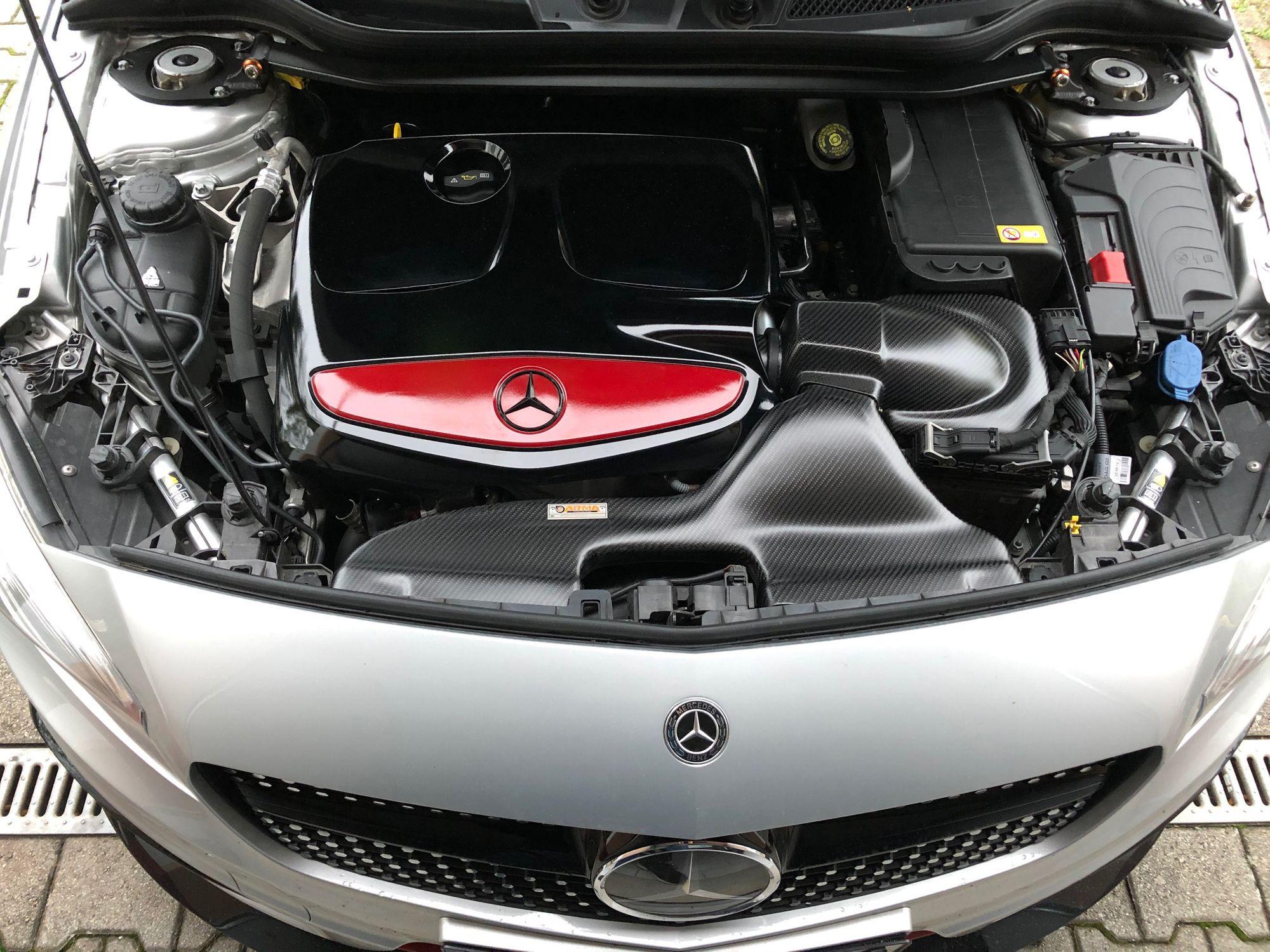 ARMA Carbon Airbox Air Intake Mercedes Benz A250