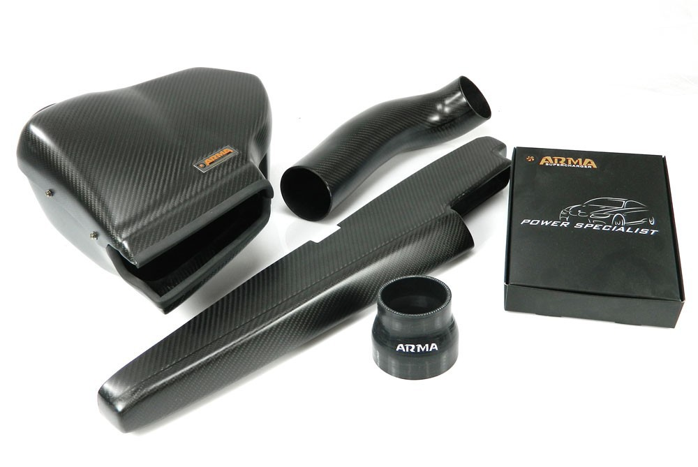 ARMA Carbon Airbox Air Intake VW Golf 7 R 2.0