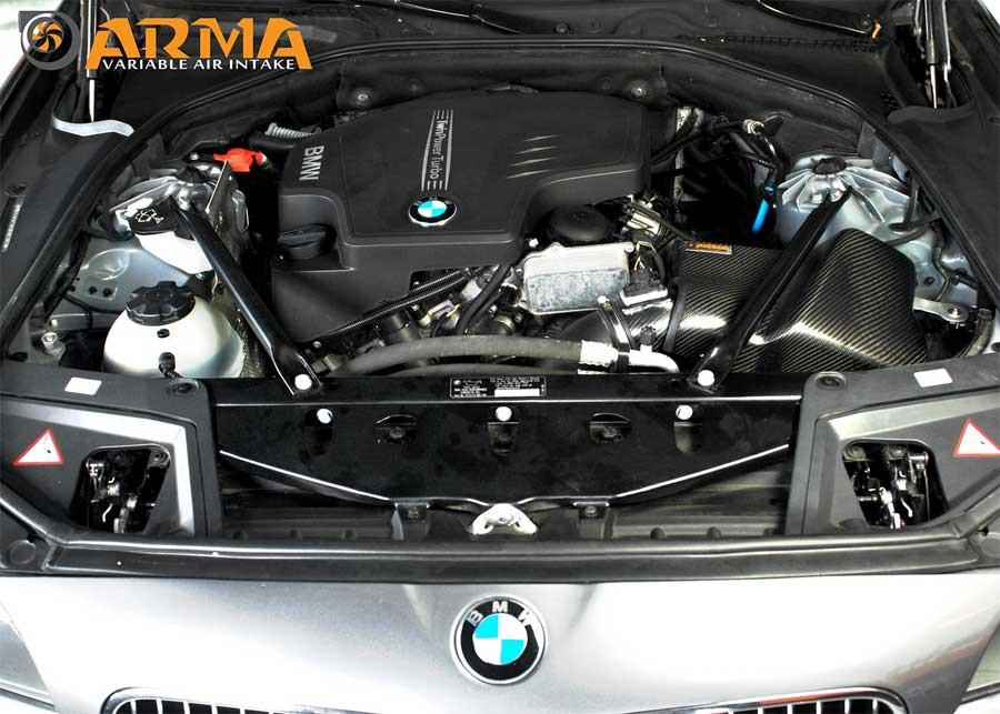 ARMA Carbon Airbox Air Intake BMW F10 528 N20B20