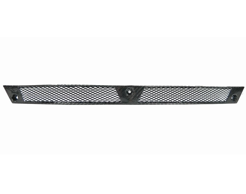 Echt-Carbon, Heck-Grill, Verkleidung - Lamborghini Gallardo LP550 LP560 LP570