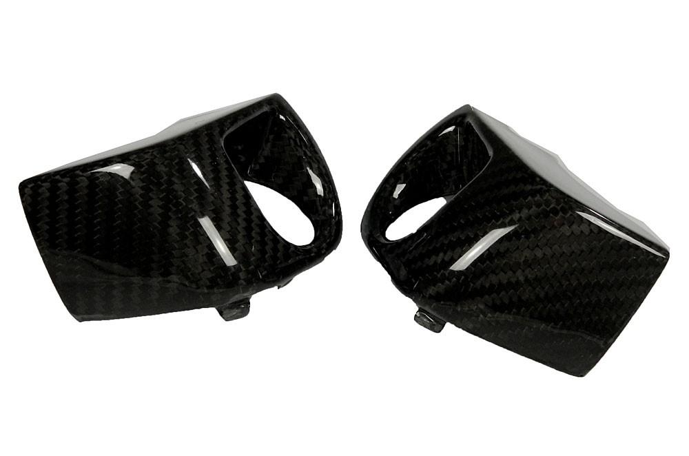 Carbon, Blende / Verkleidung Lenksäule - Gallardo LP560 LP570 Handschaltung