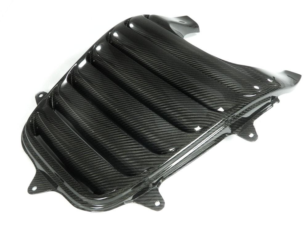 Carbon, Auspuff-Abdeckung / Ram-Air, Entlüftung - McLaren MP4-12C , 650S