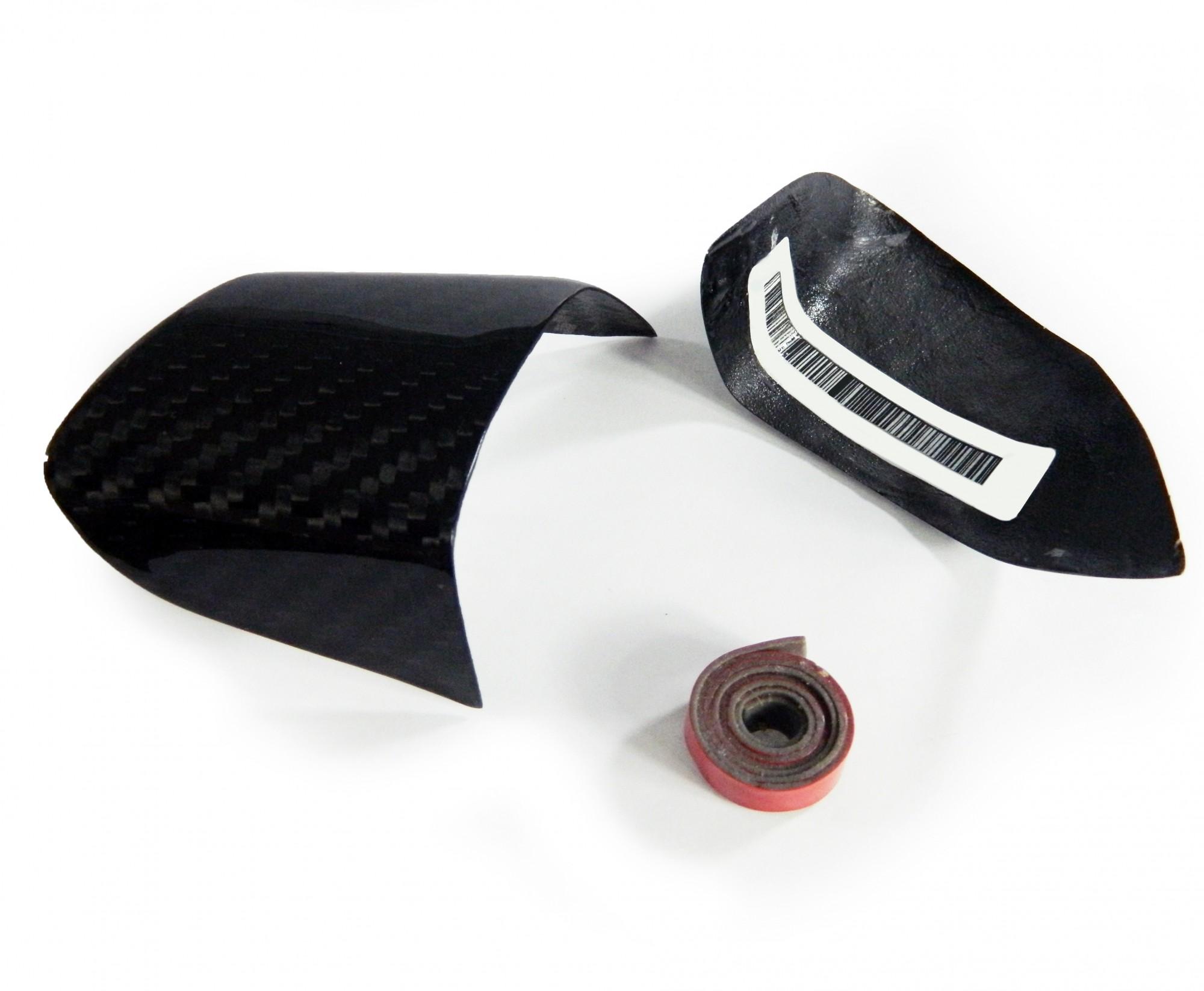 Echt carbon lenkrad abdeckung vw golf vi tuning carbon for Interieur tuning shop