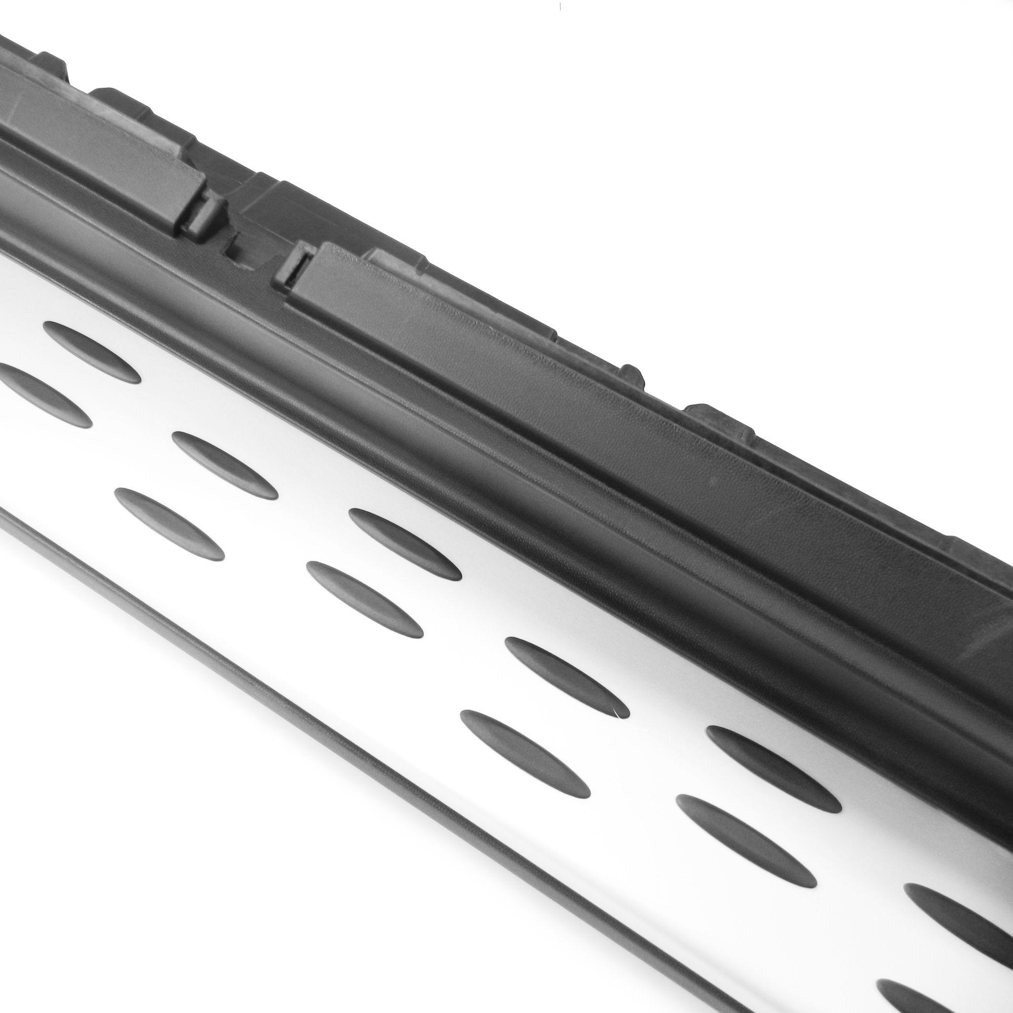Aluminium Trittbretter Einstiegsleisten - Mercedes Benz GLC X253
