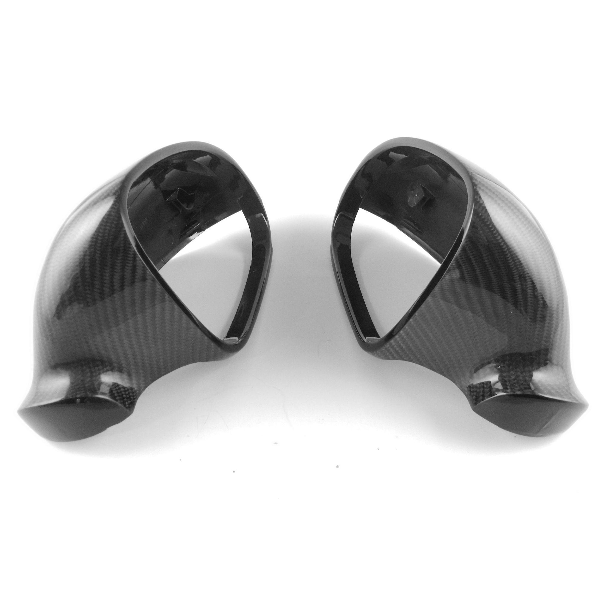 Carbon Spiegelkappen - VW Golf V