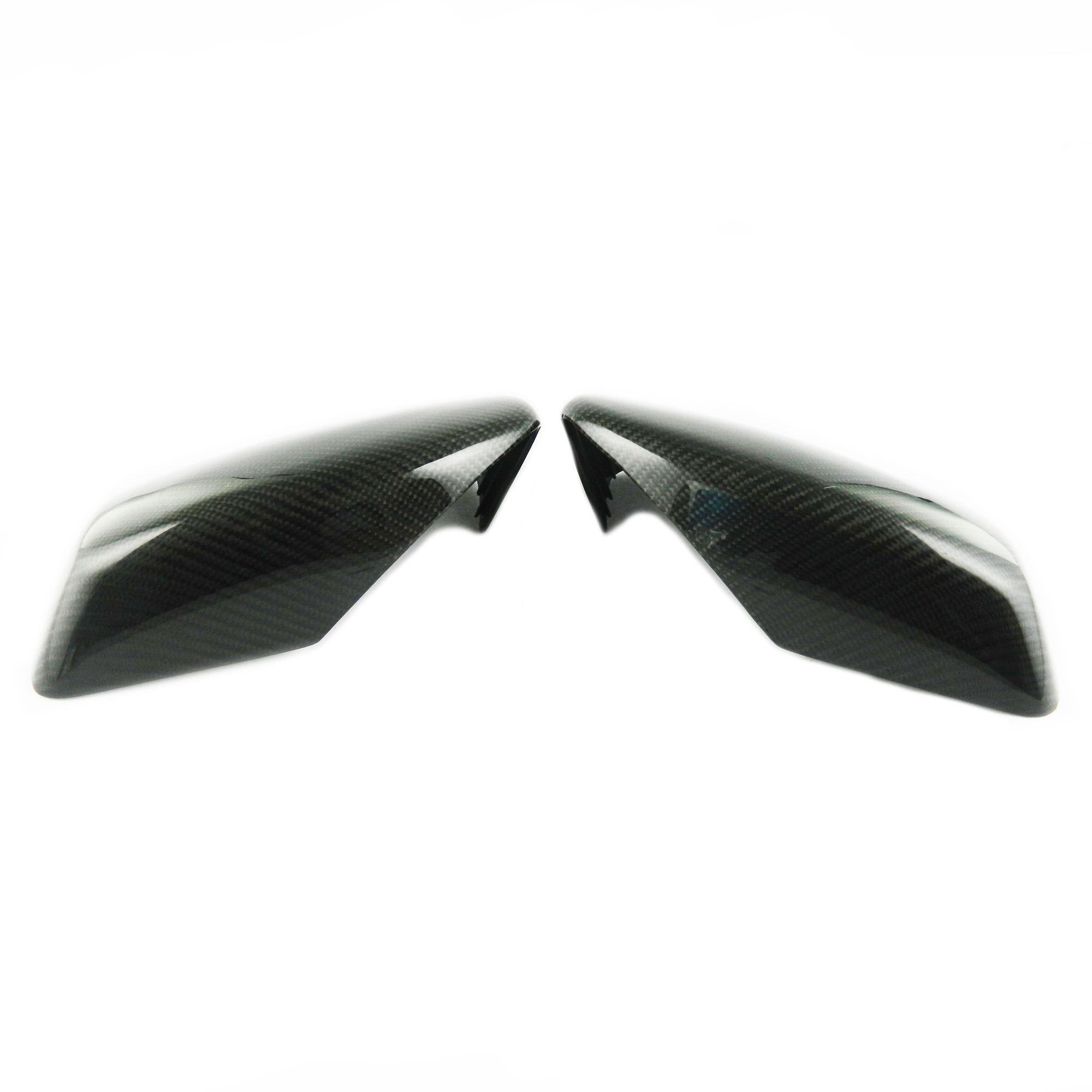 Carbon Spiegelkappen - BMW 5er, 6er, E60, E61