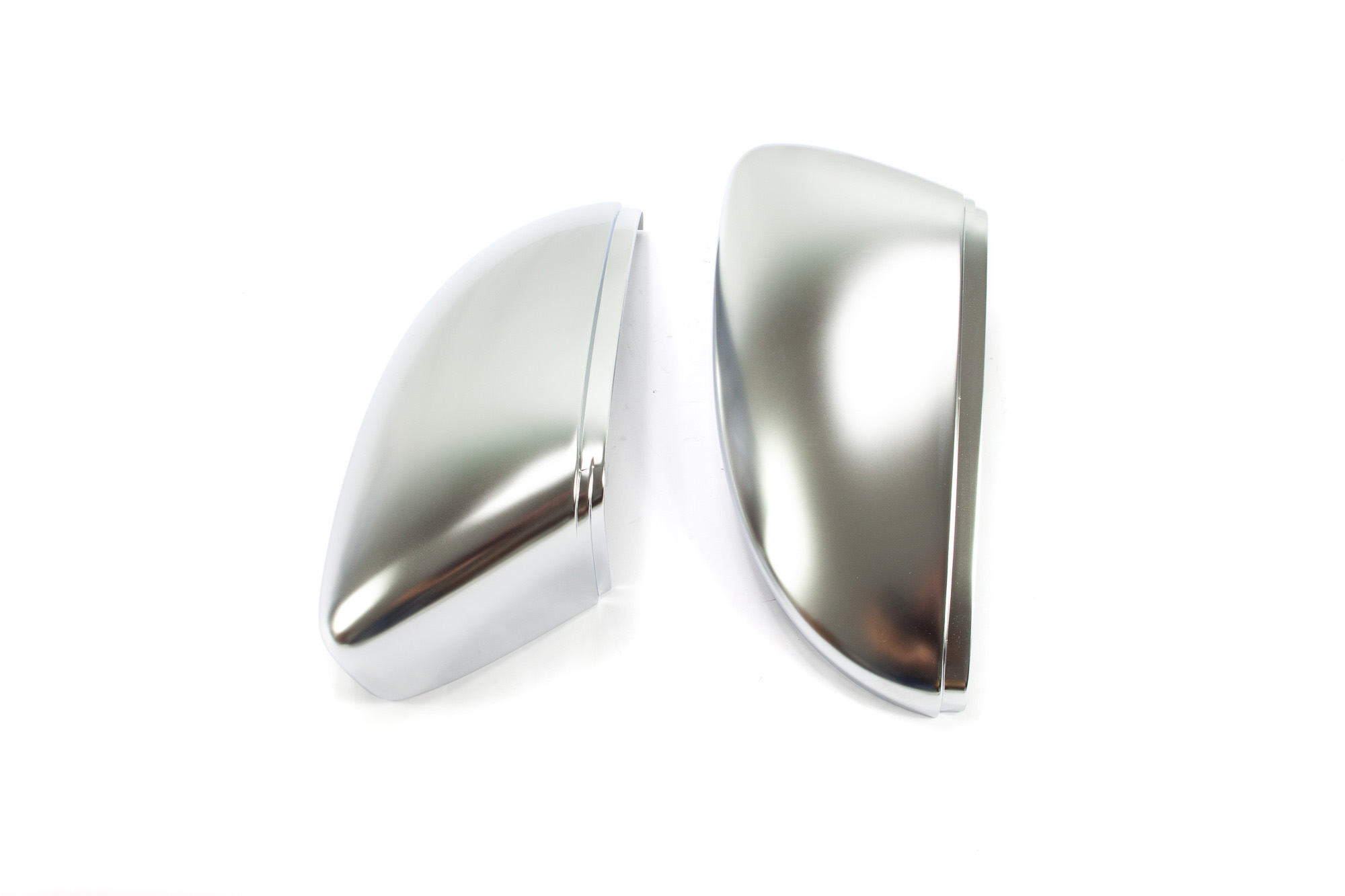 Aluminium Style Spiegelkappen - VW CC, Passat, Scirocco