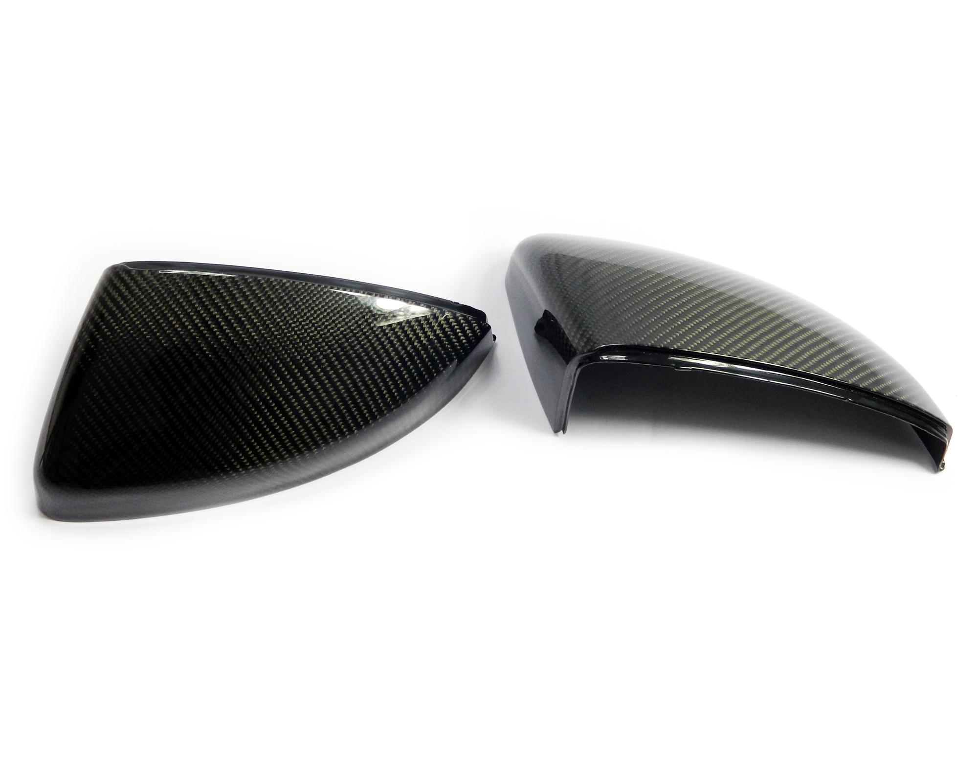 Carbon Spiegelkappen - Audi TT FV3, FV9