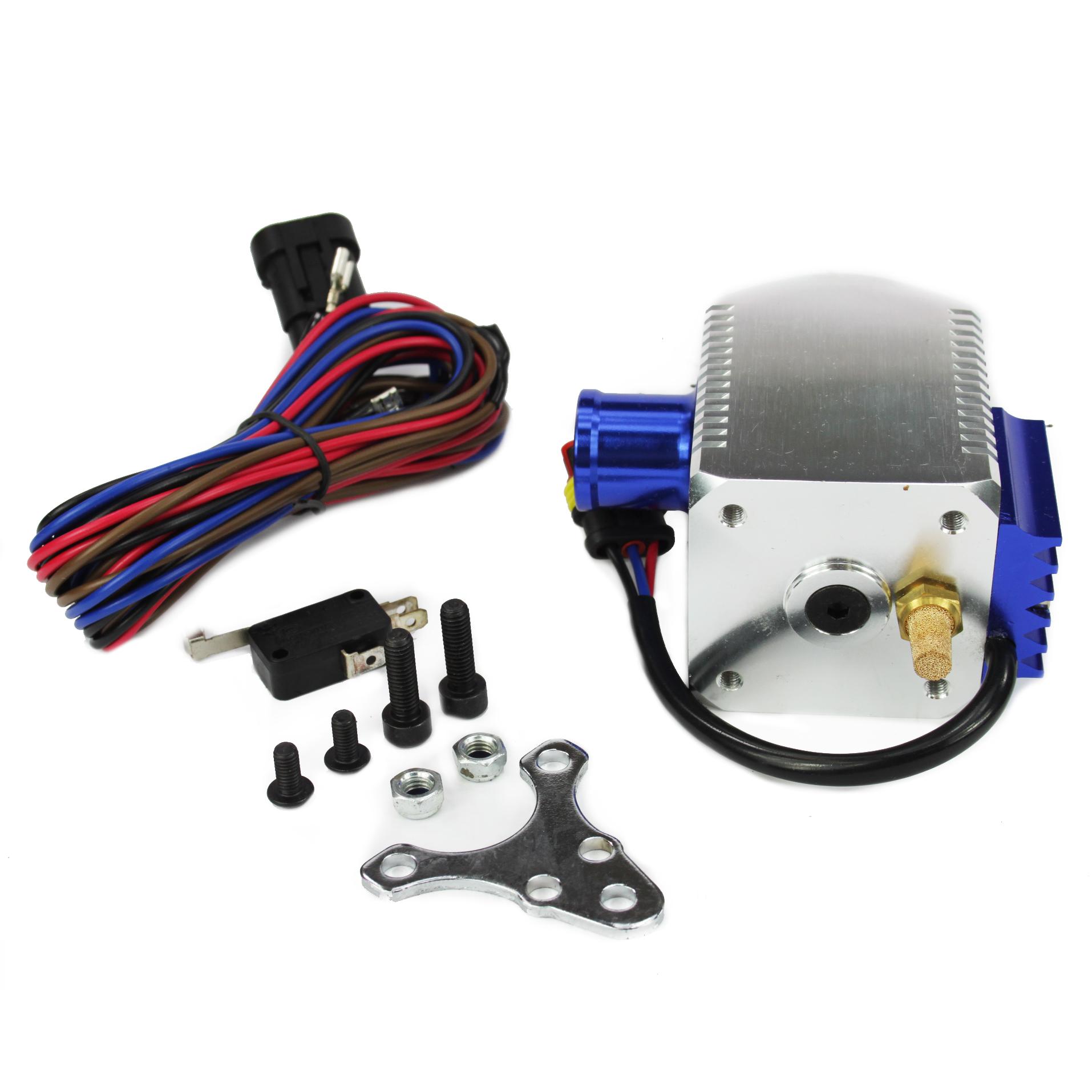 Pop-Off / Blow-Off Ventil Universal für alle Diesel Modelle