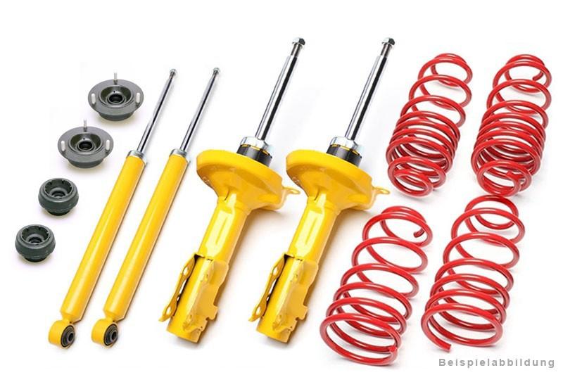 Sportfahrwerk 40/40mm, VW Golf III / Vento  1HXO, 1EXO/1E, 09/94-09/97, 1,4 - 2,0 ohne Diesel