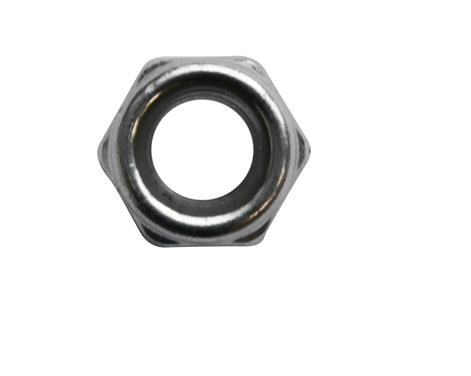 Nut M 8 high self-locking  – Bild 1