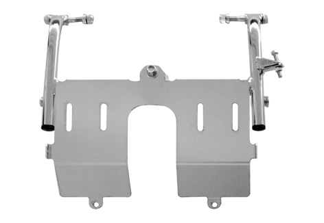 Pedal ext. kit with feet support – Bild 1