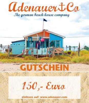 Geschenkgutschein 150,00 EUR - E-Mail Versand