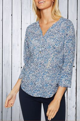 Bluse Marion print A&Co