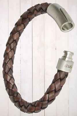 Armband geflochten A&Co